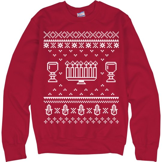 Joyous Kwanzaa Ugly Sweater