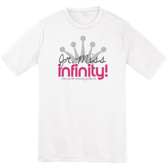 JR. MISS INFINITY Logo Tee (V2)