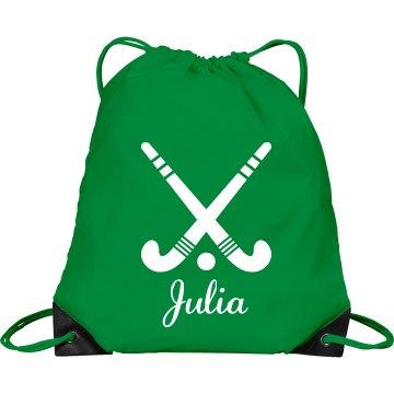 Julia. Field Hockey