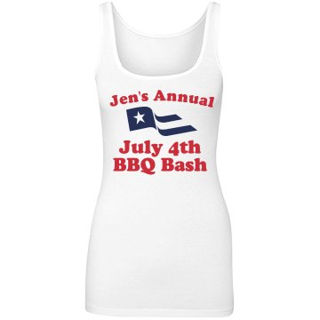 July 4th BBQ Bash