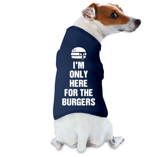 July 4th Cookout Dog