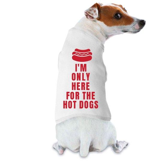 July 4th Hot Dog