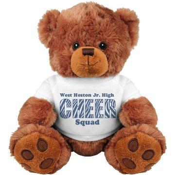 Junior High Cheer Squad