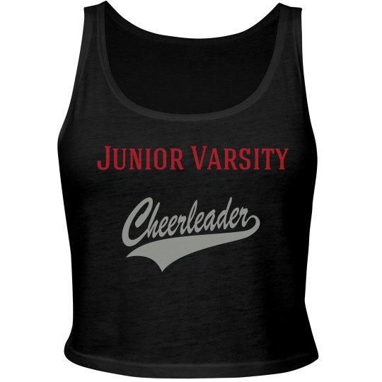 Junior Varsity Cheer Tank