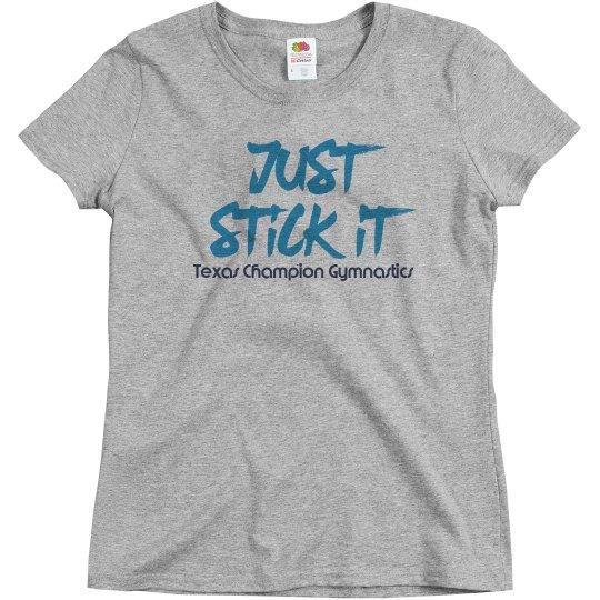 Just Stick It Gymnastics