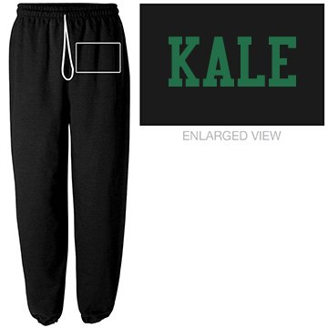 Kale Sweatpants