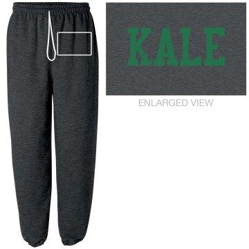 Kale Sweatpants