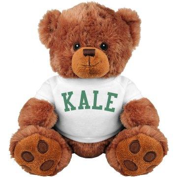 Kale Teddy