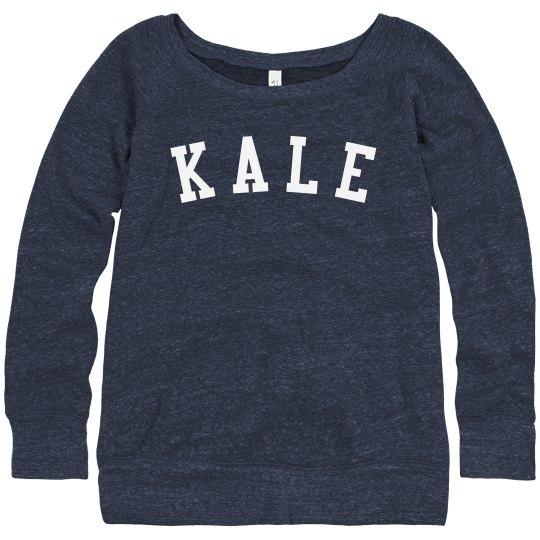 Kale University Sweatshirt