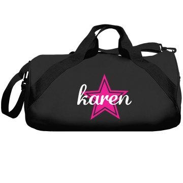 Karen. Ballet