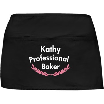 Kathy professional baker