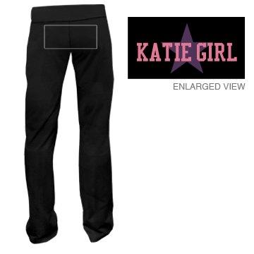 Katie's Cheer Pants