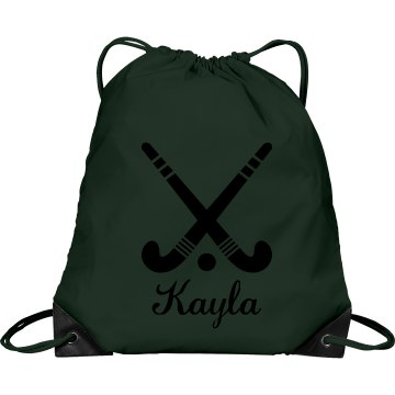 Kayla. Field Hockey