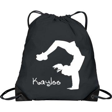 Kaylee cheerleader bag