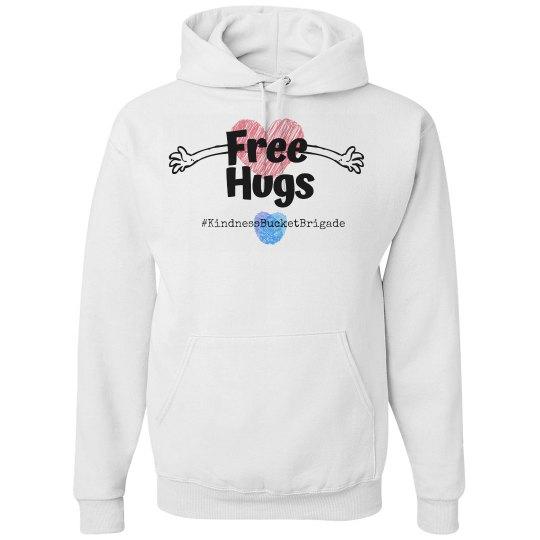 KBB Free Hugs Hoodie