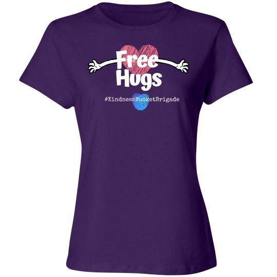 KBB Free Hugs Tshirt