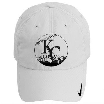 KC Baseball Skyline Hat
