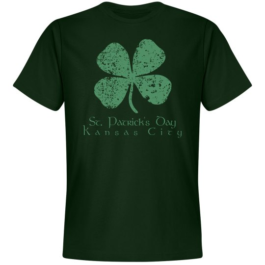 KC Forest Clover - St. Patrick's Day - ultrasoft