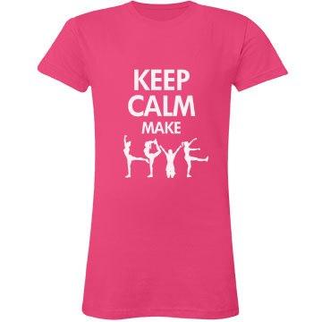 Keep calm - make love 2