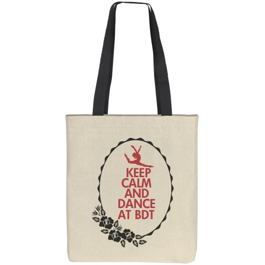 Keep Calm - Name Bag