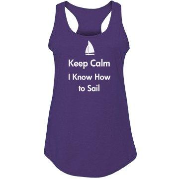 Keep Calm & Sail, v5