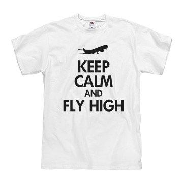 Keep calm and fly high
