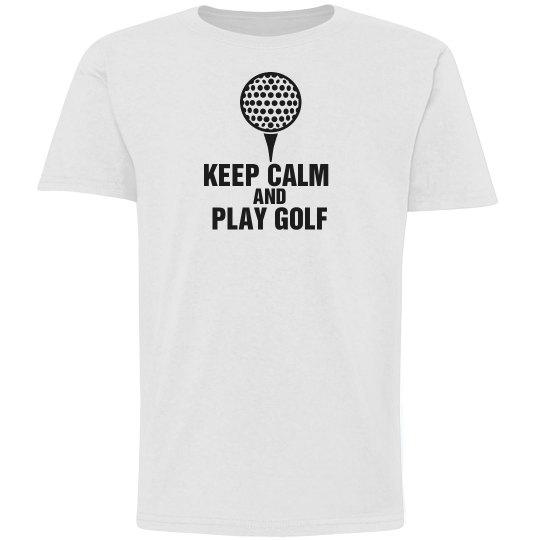 Keep Calm and Golf
