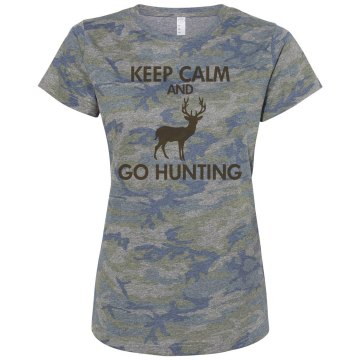 KEEP CALM AND HUNT