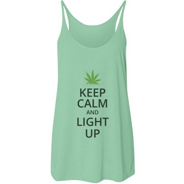 Keep Calm and Light Up
