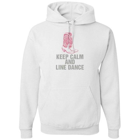 Keep Calm and line dance