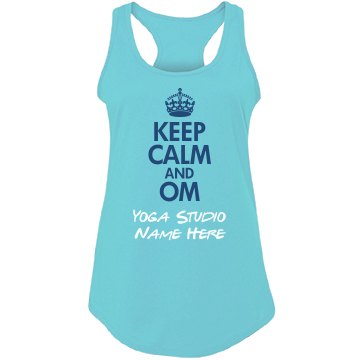 Keep Calm And Om