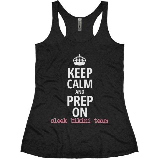 Keep calm and prep on SBT