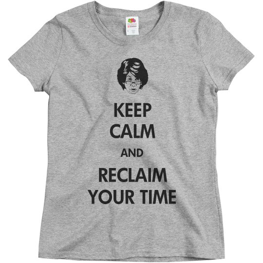 Keep Calm And Reclaim Your Time