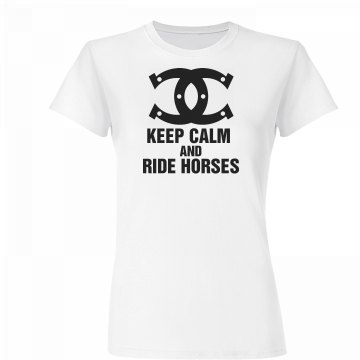 Keep Calm and Ride