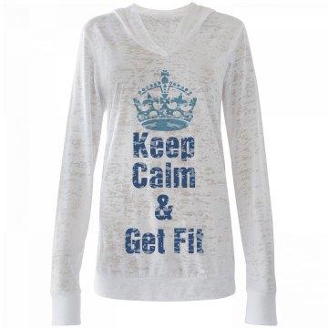 Keep Calm Get Fit