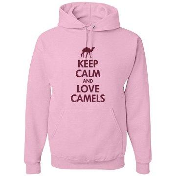 Keep calm love Camels
