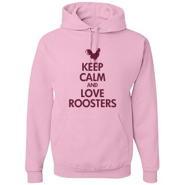 Keep calm love Roosters