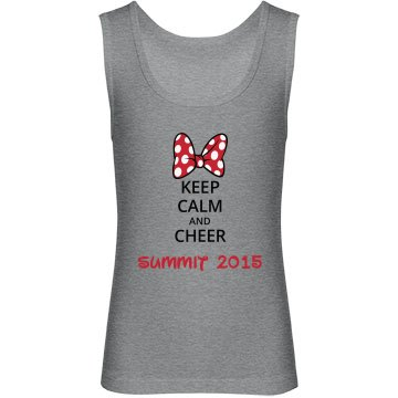 Keep Calm Red Bow