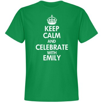 Keep Calm SoftStyle Green