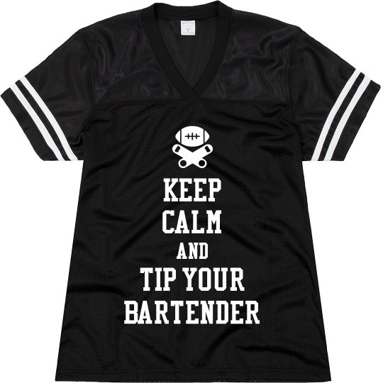 Keep Calm Tip Bartenders