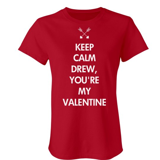 Keep Calm Valentine