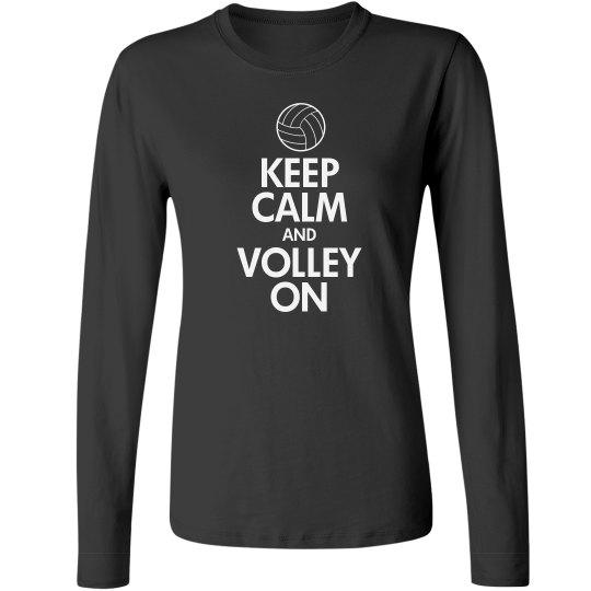 Keep Calm Volleyball