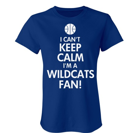 Keep Calm Wildcat Madness