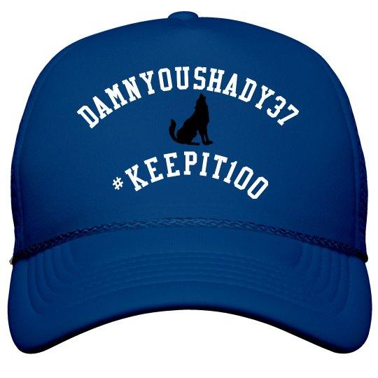Keep it 100 hat