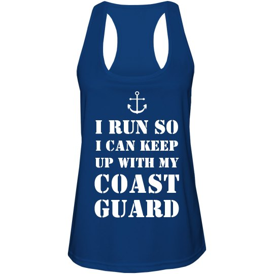 Keeping Up With My Coast Guard
