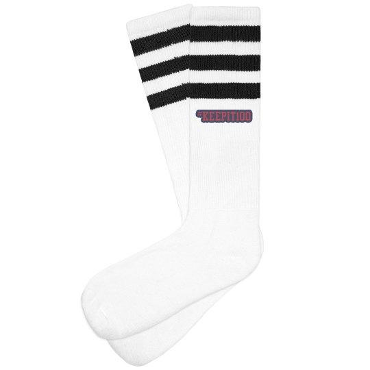Keeptit100 socks