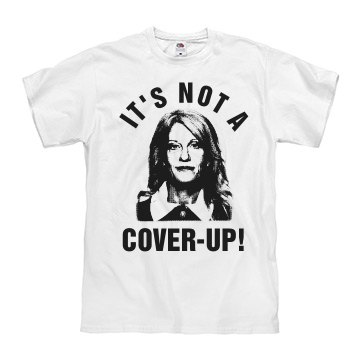 Kellyanne Says It's Not A Cover-Up