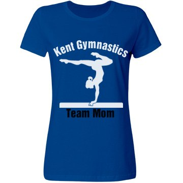 Kent Gymnastics Team Mom