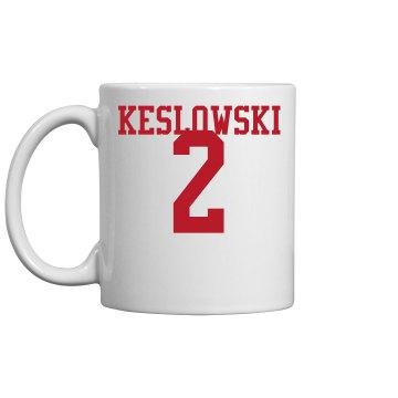 Keslowski Mug