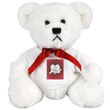 key to my heart teddy
